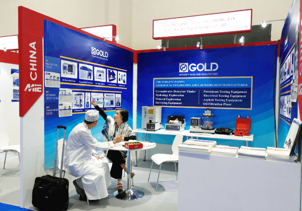 Participated in tradeshow in Adipec in 2016