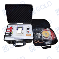 USA Customer Ordered 4 sets GDHL-200A Contact Resistance Tester